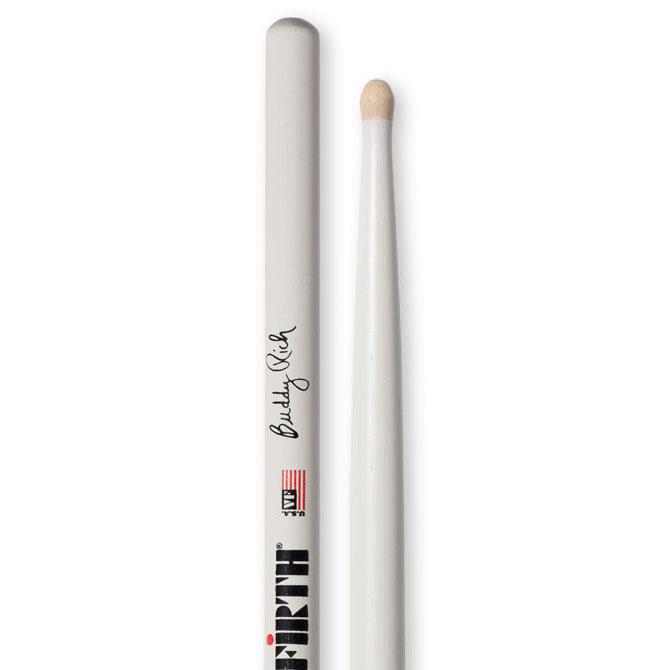 Vic Firth VF-SBR Buddy Rich Wood Tip Drumstick