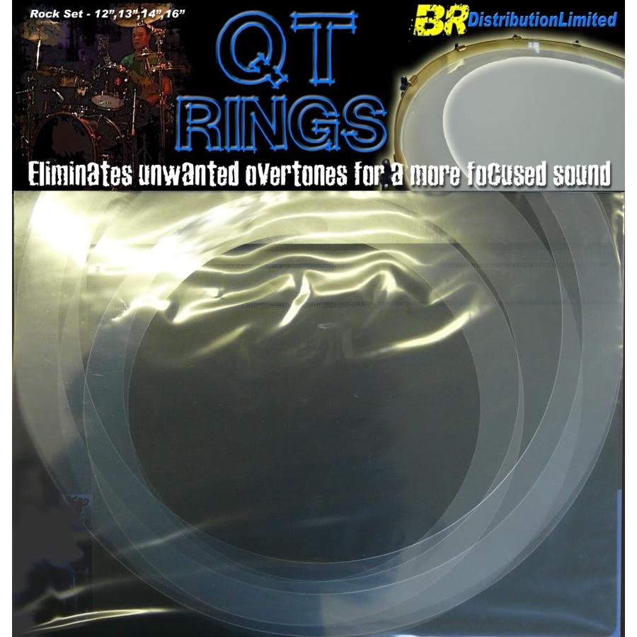 QT Rock Ring Set