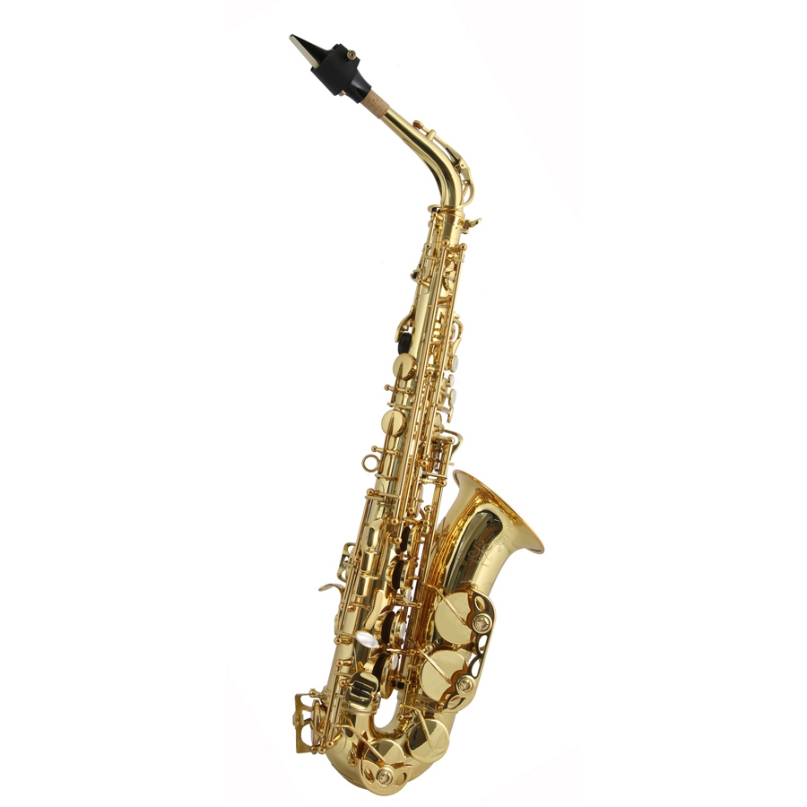Trevor James SR Gold Lacquer Alto Saxophone
