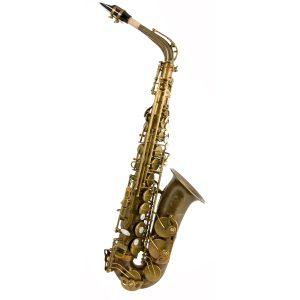 Trevor James Signature Custom Raw Alto Saxophone