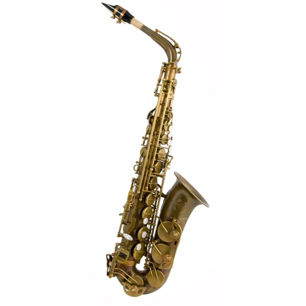 Trevor James Signature Custom Raw Alto Saxophone