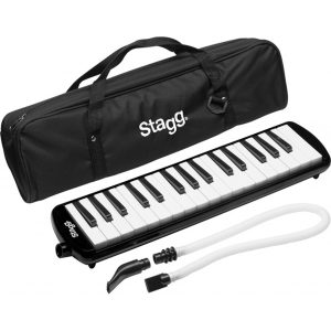 32 Note Black Melodica