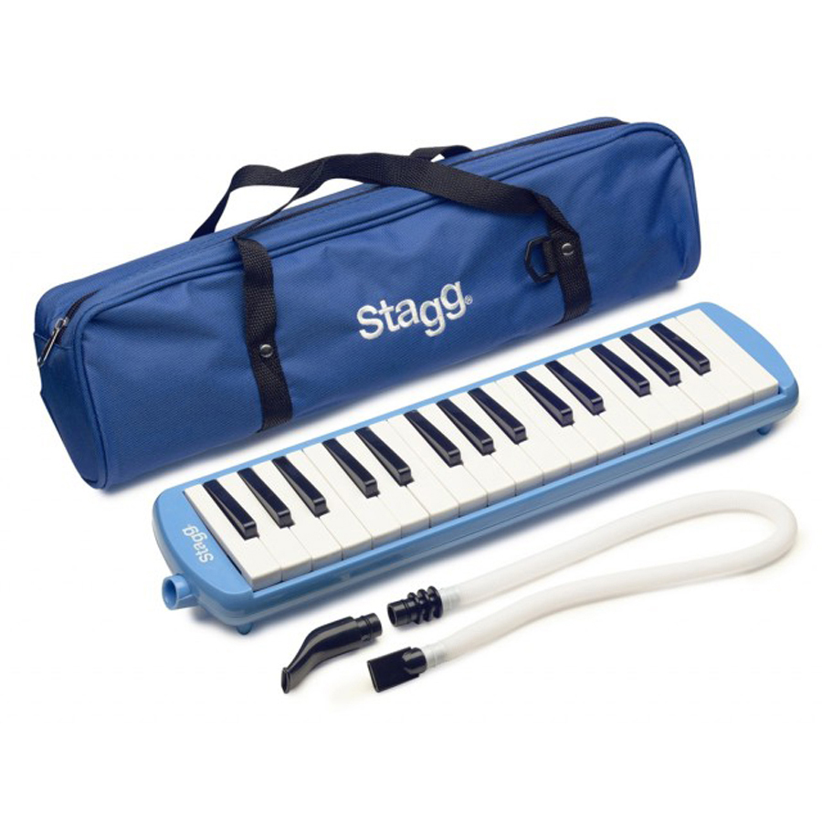 32 Note Blue Melodica
