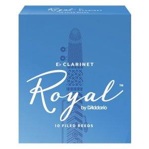 Rico Royal 2.5 (Single) Eb Clarinet Reed