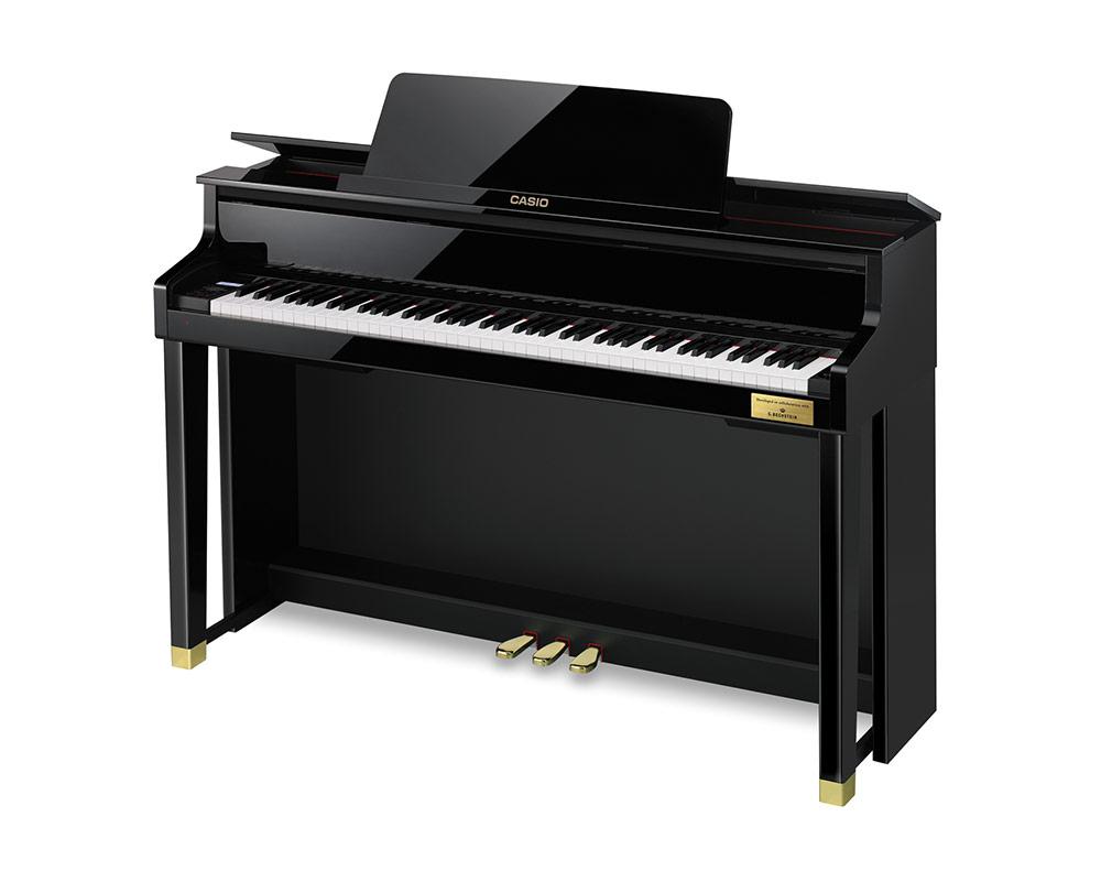 Casio GP500BK Black Polished Digital Piano