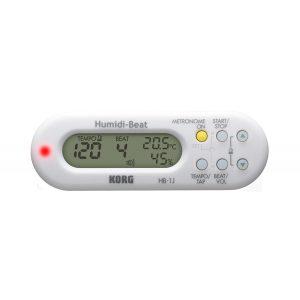 Korg Humidi-Beat White Digital Metronome