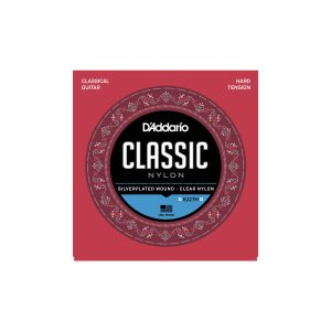 D'Addario EJ27 Nylon Hard Guitar Strings