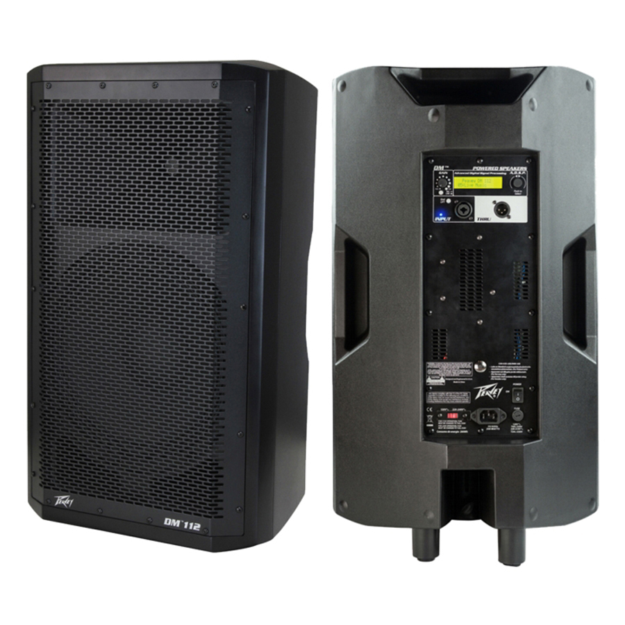 Peavey DM112 660W Active Cabinet