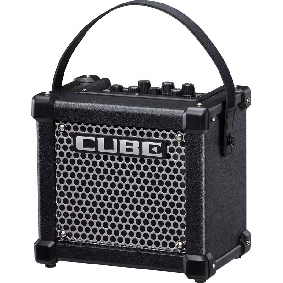 Roland MicroCube GX Black Guitar Amp