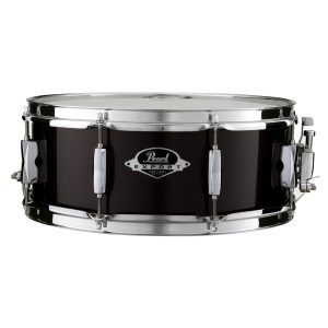 "Pearl EXX Series 14"" x 5.5"" Jet Black Snare Drum"