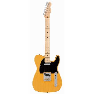 Fender American Pro Telecaster Butterscotch maple Electric Guitar