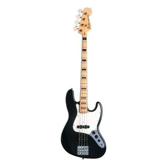 Fender 0147702306 Geddy Lee Black Jazz Bass