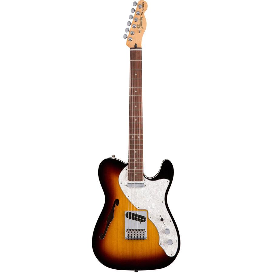 Fender Deluxe Telcaseter RW 3 TSB Electric Guitar