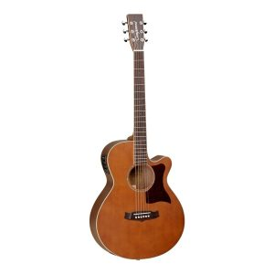 Tanglewood X45NS All Solid Electro Acoustic Guitar
