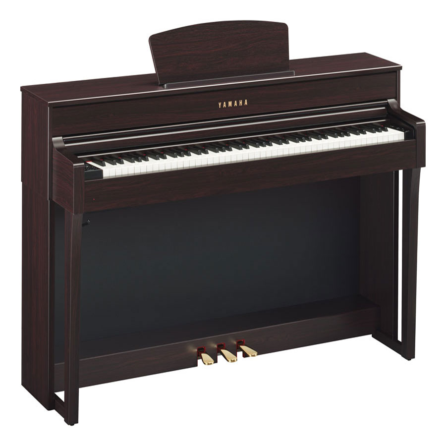 Yamaha clp635r rosewood digital piano mickleburgh for Yamaha clp 635 review