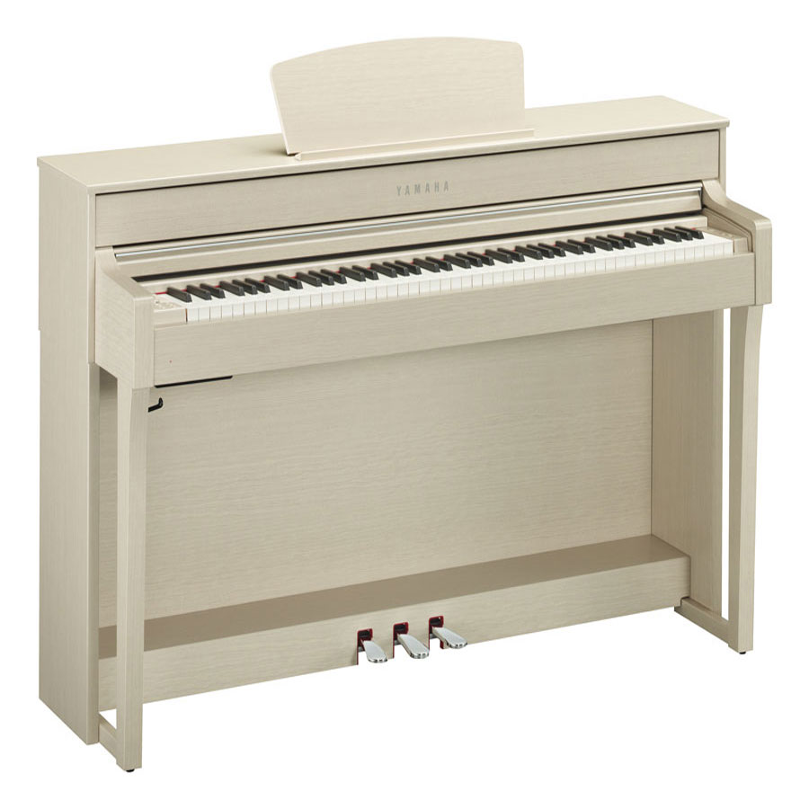 Yamaha clp635wa white ash digital piano mickleburgh for Yamaha clp 635 review