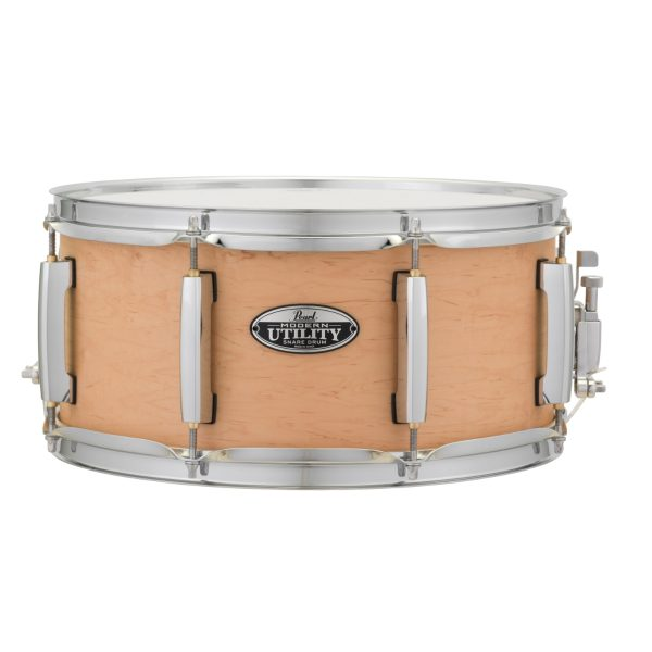 """Pearl Modern Utility Series 14"""" x 6.5"""" Snare Drum"""