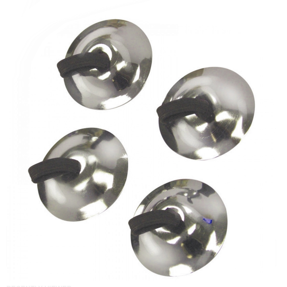 Performance Percussion PP7007 2 Pairs Finger Cymbals