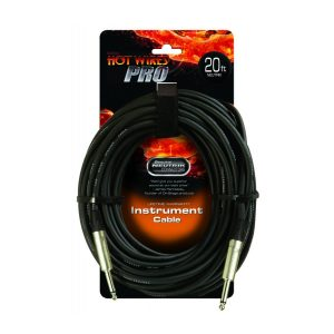 On Stage Neutrik 20' Instrument Cable