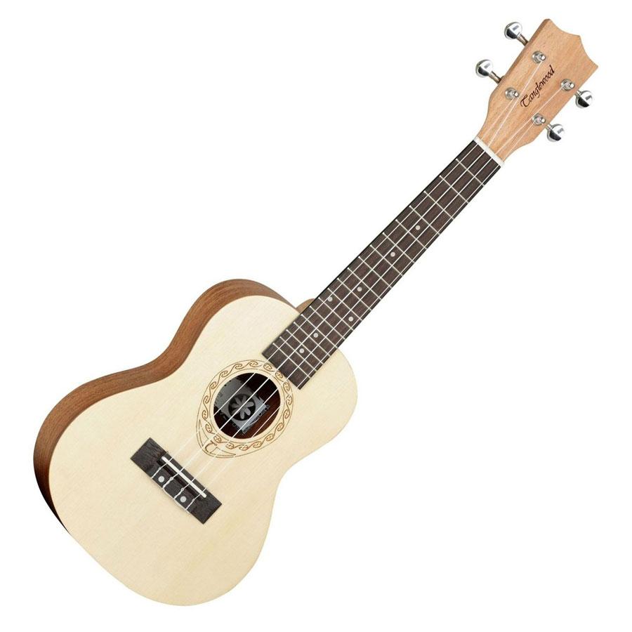 Tanglewood Spruce Top Concert ukulele