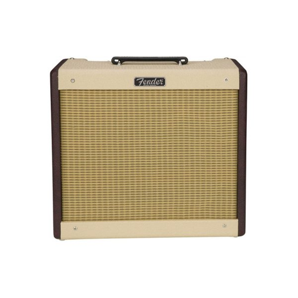 Fender Blues Junior III Bordeux Reserve Amplifier