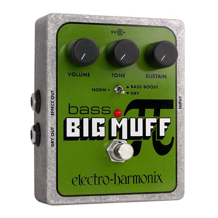 Electro-Harmonix Bass Big Muff Pedal