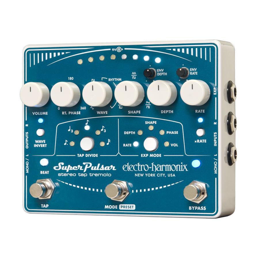 Electro-Harmonix Super Pulsar Pedal
