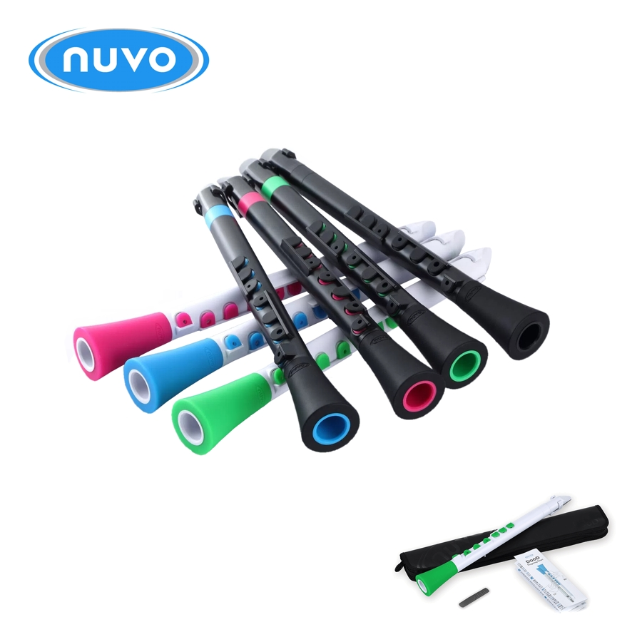 Nuvo N410D Various Colours DooD