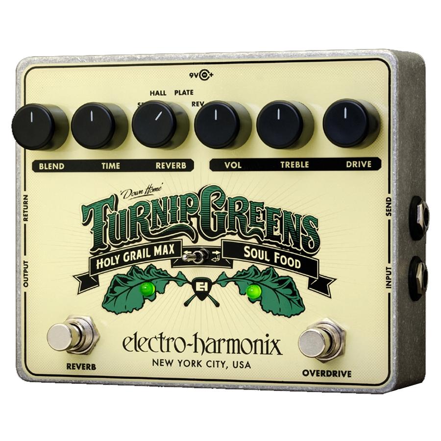 Electro-Harmonix Turnip Greens Multi Effects Pedal