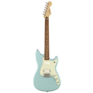 Fender Duo-Sonic HS Daphne Blue/PF Electric Guitar