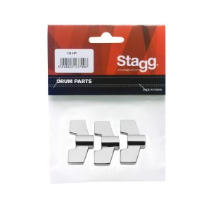 Stagg 13I-HP Pack of 3 Cymbal Wing Nuts