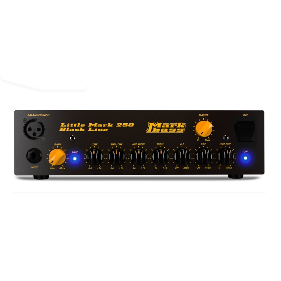 Markbass LITTLE MARK 250B/L 250w / 4ohm Bass amp head