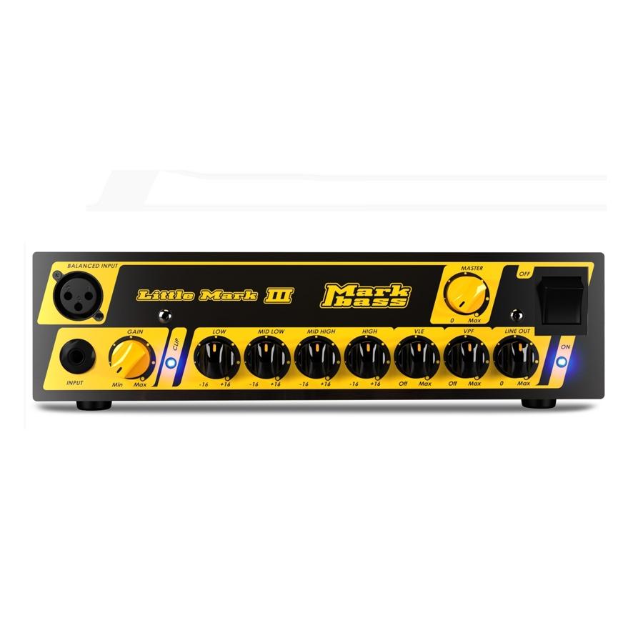 Markbass LITTLE MARK III 500w / 4ohm Bass amp head