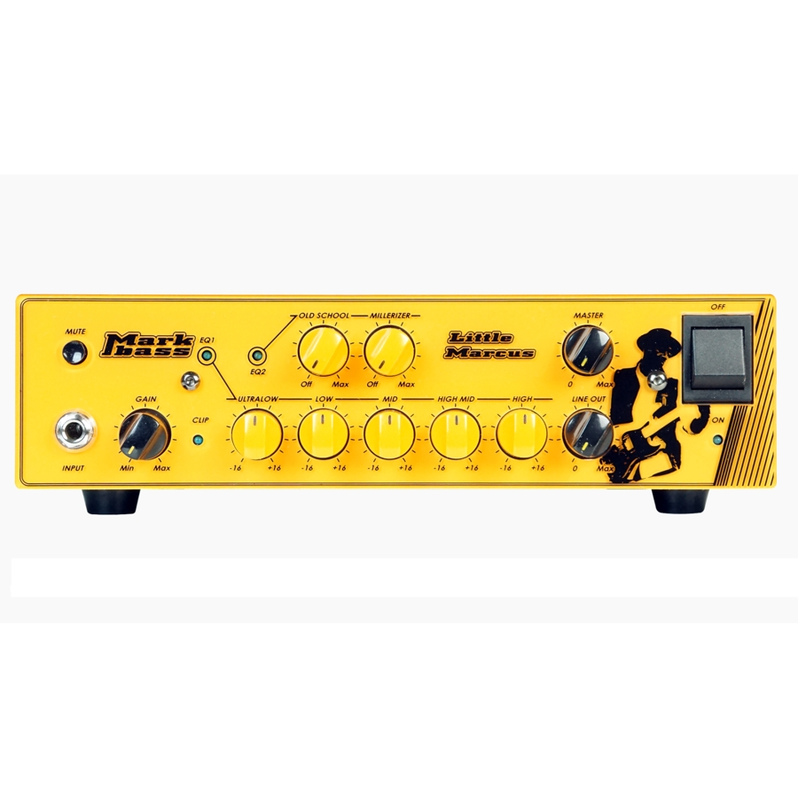 Markbass LITTLE MARCUS 500w / 4ohm Signature bass amp head