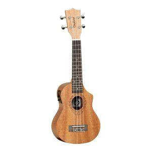 Tanglewood Mahogany Top Tiare Range Electro Acoustic ukulele