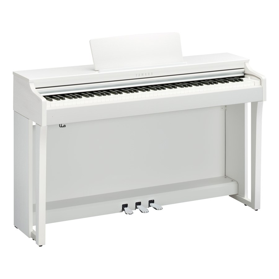 Yamaha CLP625WH White Digital Piano