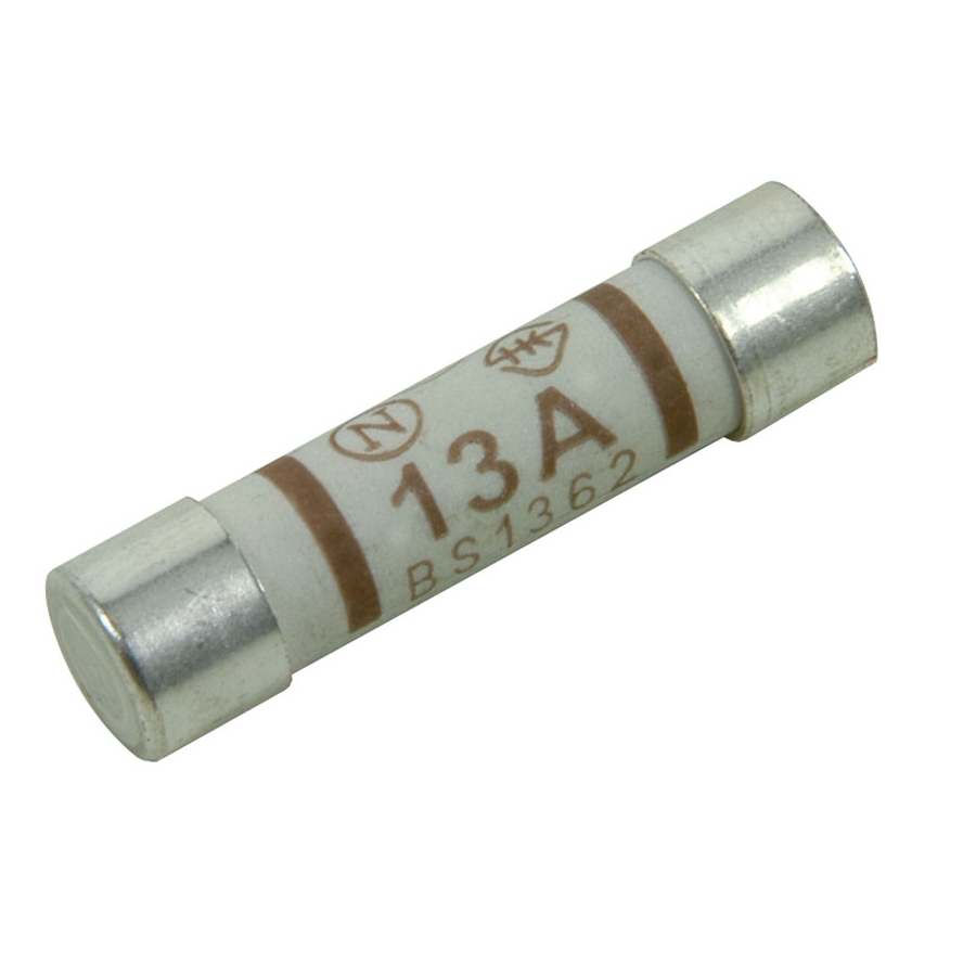 Mercury Single 13A Mains Fuses