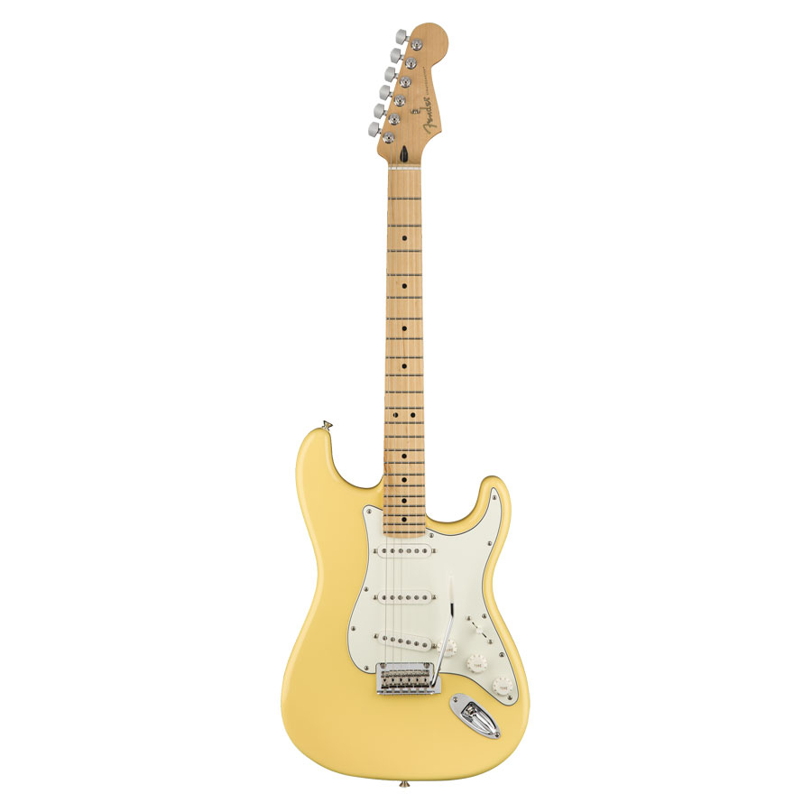 Fender Player Stratocaster Buttercream/Maple Electric Guitar