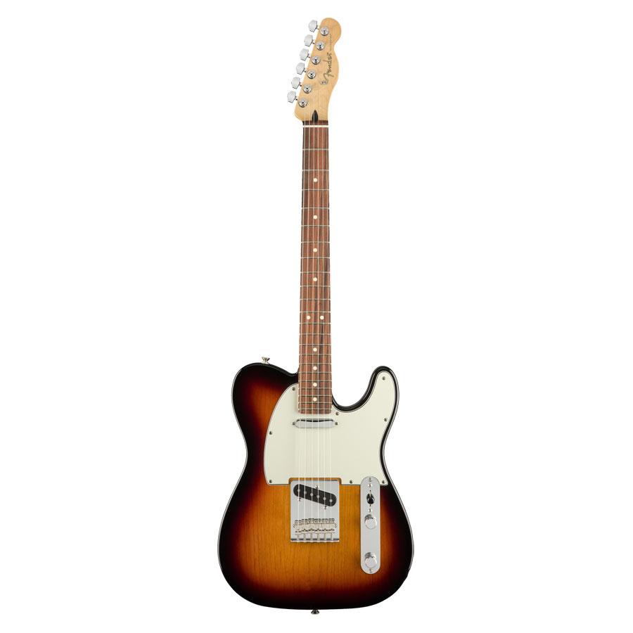 Fender Player Telecaster 3 Colour Sunburst/Pau Ferro Electric Guitar