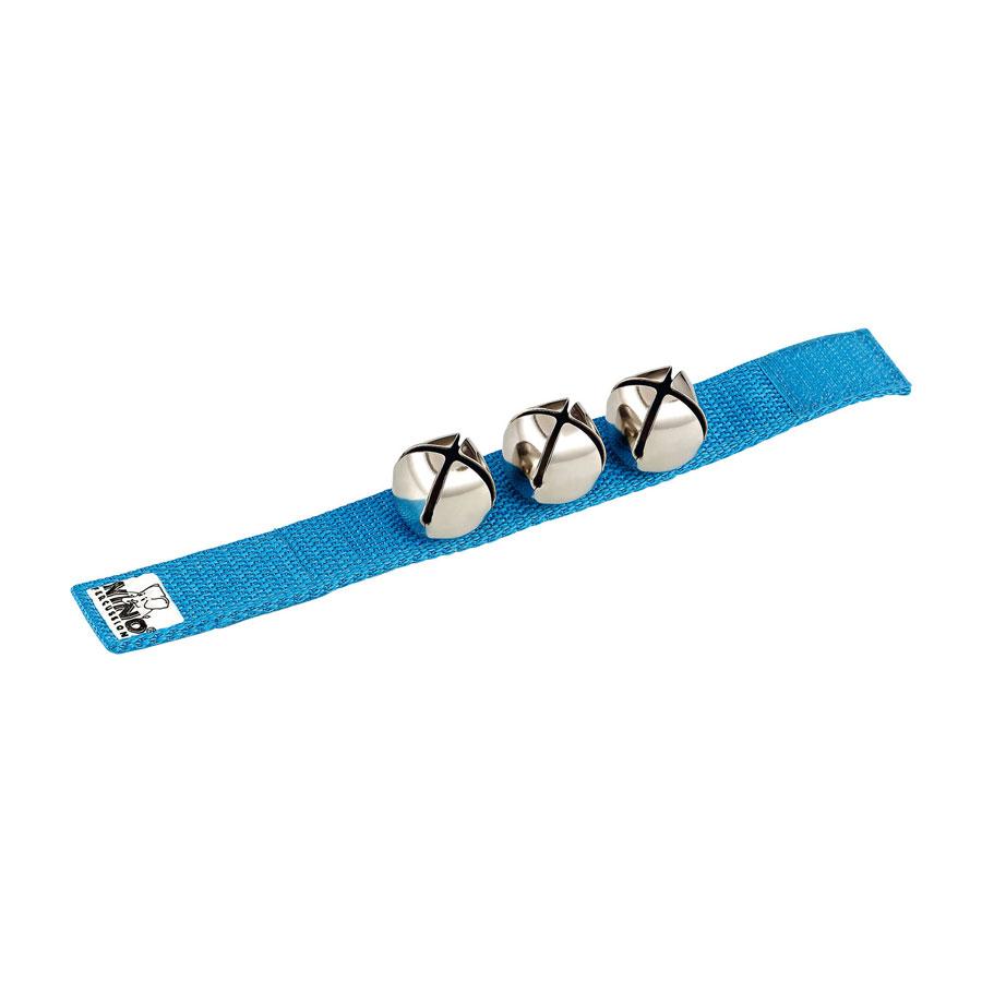 Nino Blue Wrist Bells