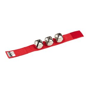 Nino Percussion Red Wrist Bells