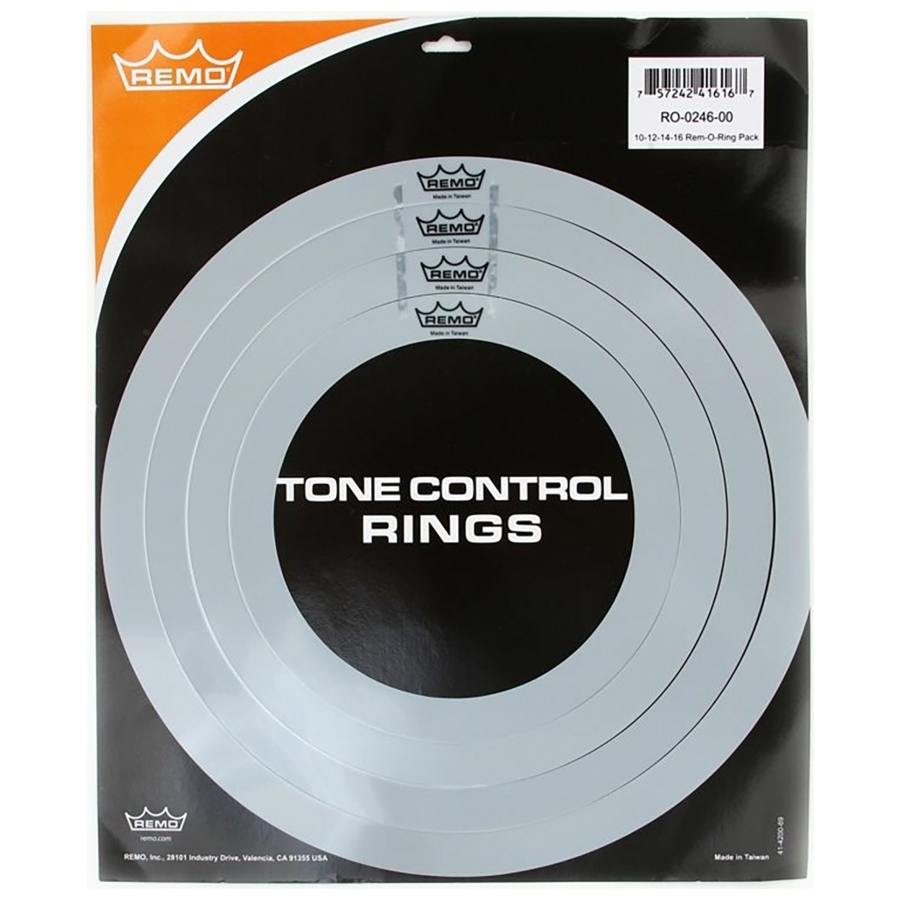 Remo RO-0246-00 Rem-O-Ring Control rings