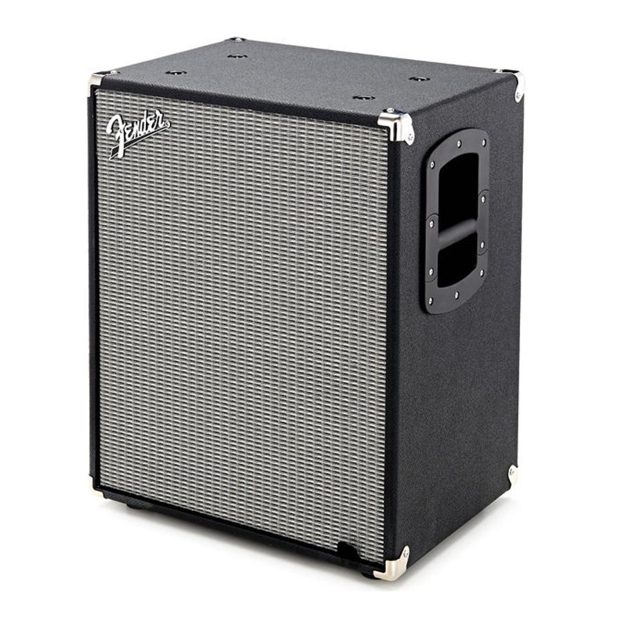 "Fender Rumble V3 210 (2x10"") Bass Cabinet"