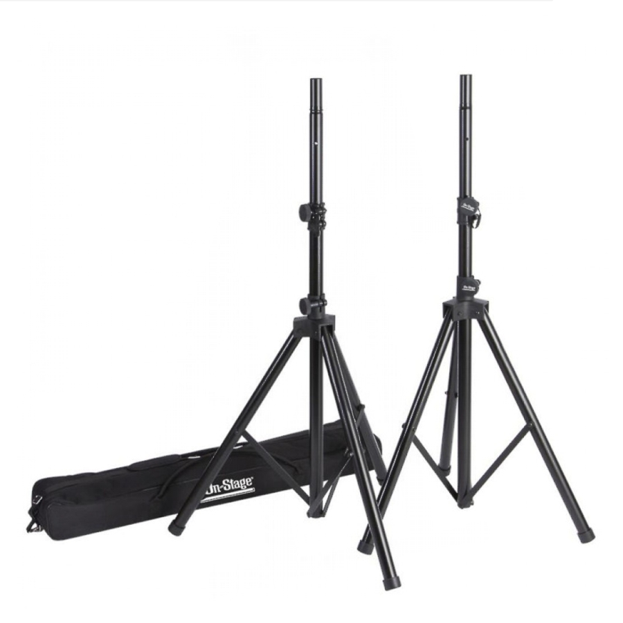 On Stage SSP7950 Aluminium Pair Speaker Stands