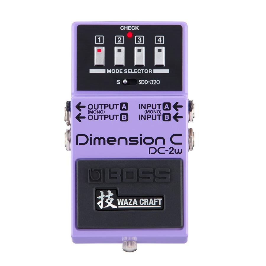 Boss DC2-W Dimension C Pedal