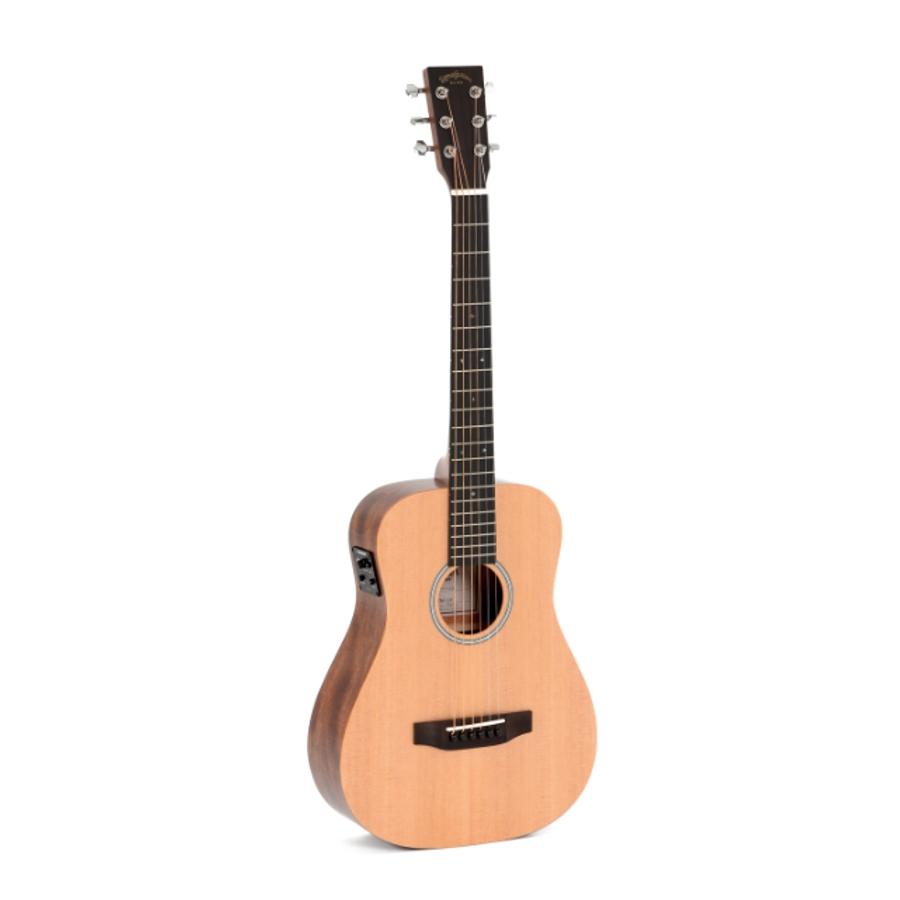 Sigma TM-12E+ with Bag Travel Guitar