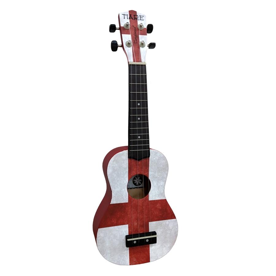 Tanglewood St. George Flag Tiare Range Soprano ukulele