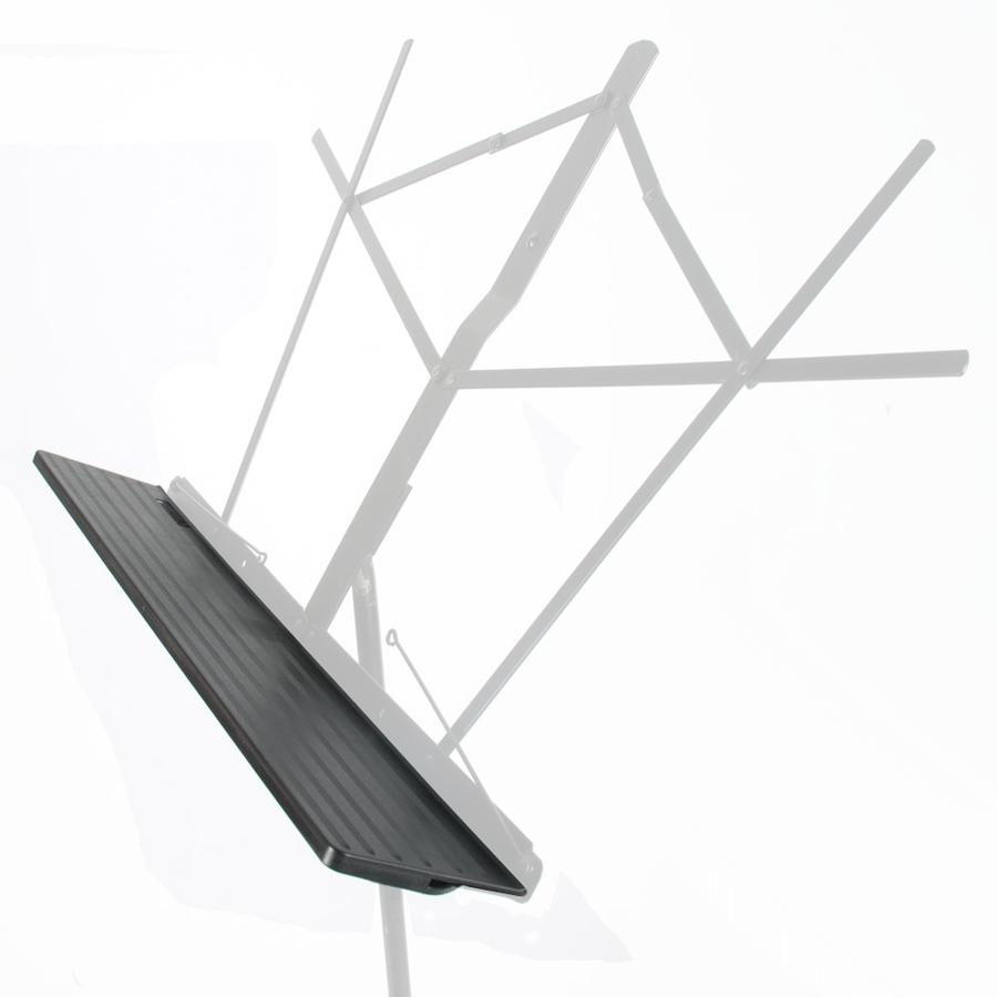 Wittner WSE1 Black plastic Music stand shelf extender