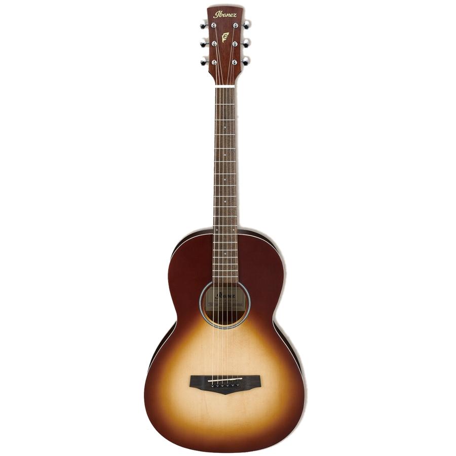 Ibanez PN19-ONB Spruce Top Parlour Acoustic Guitar