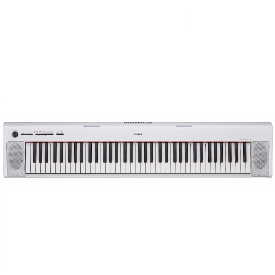 Yamaha NP32WH White Keyboard